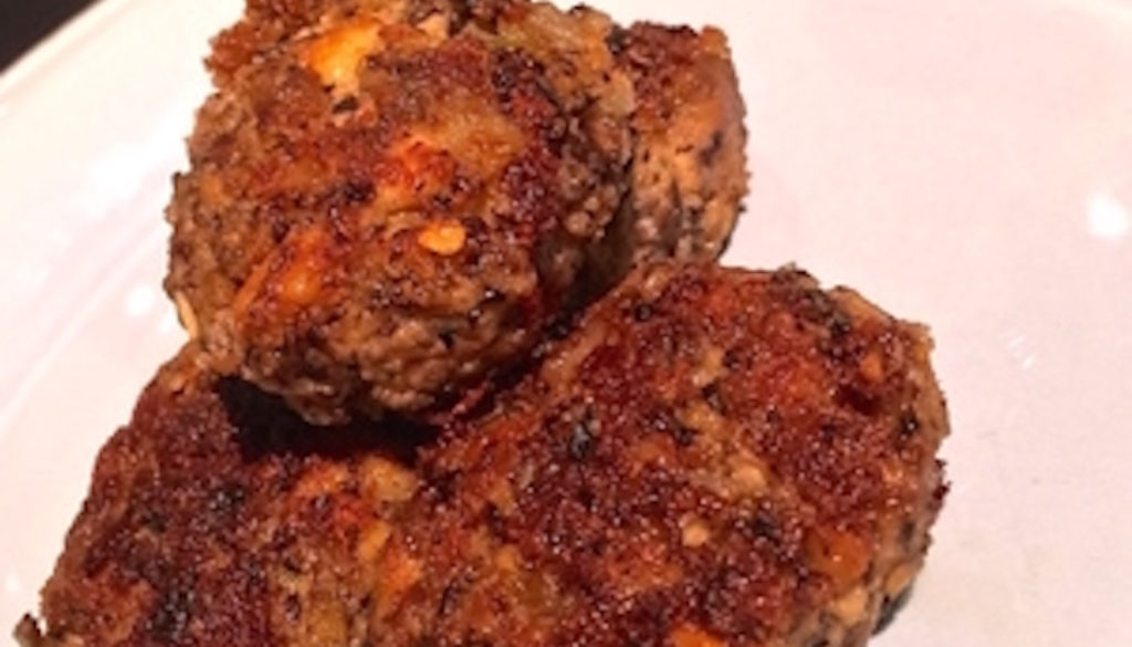 Tofubollar
