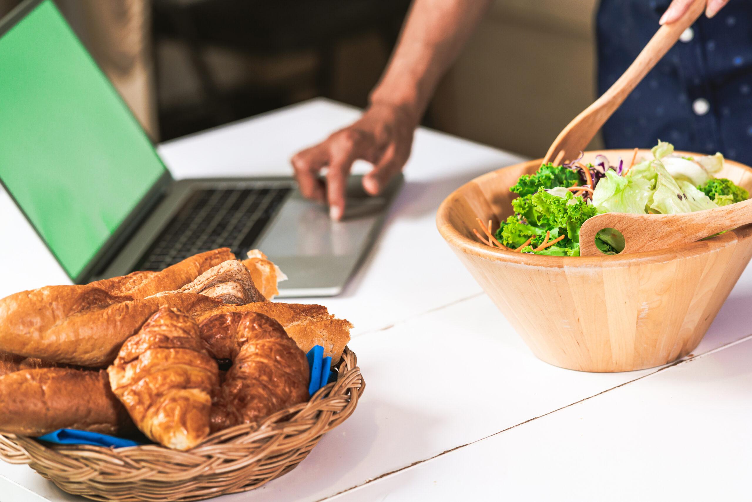 Digital teambuilding_ vegetarisk matlagningskurs