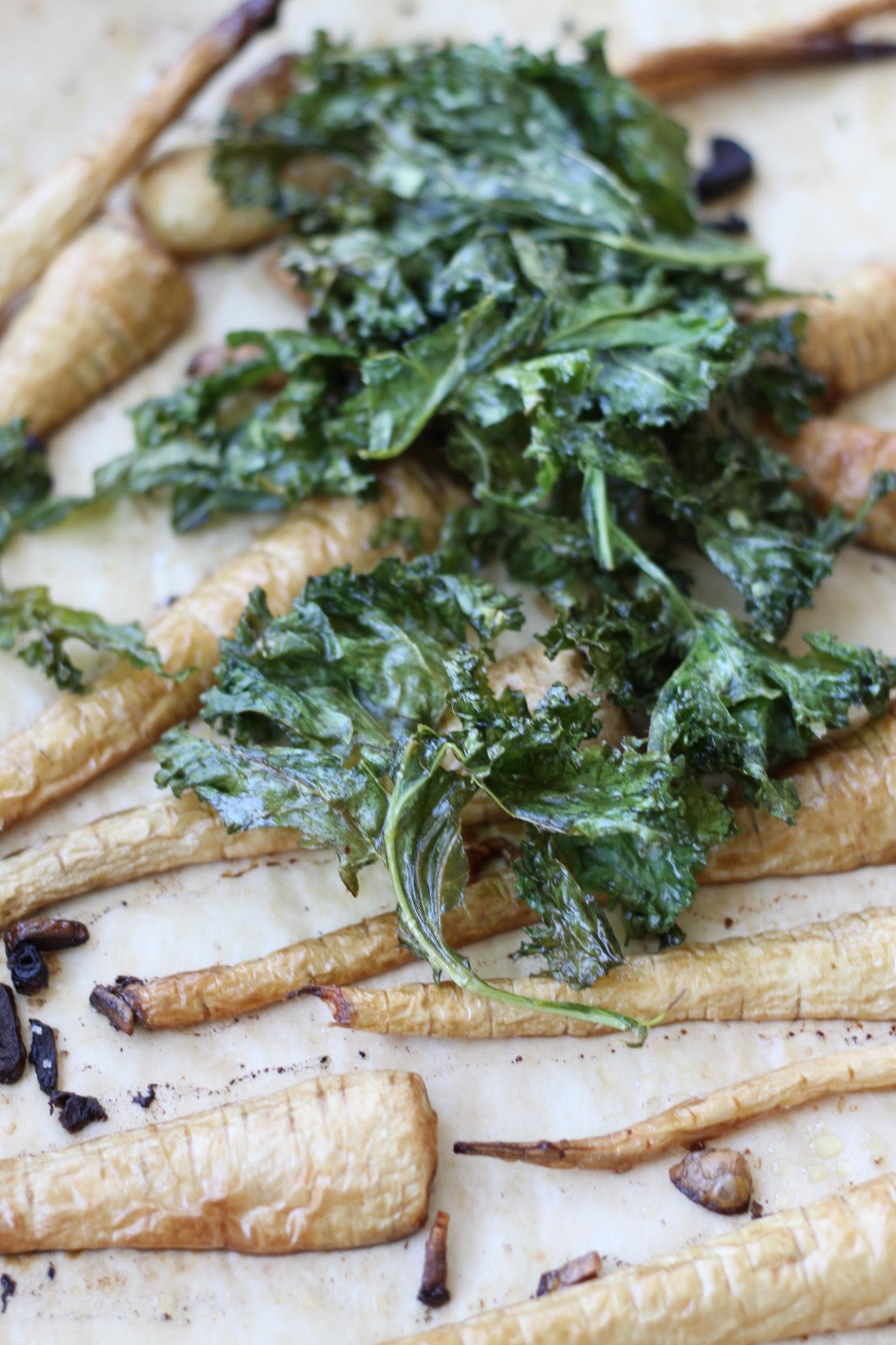 Laga hållbar och vegetarisk mat med företaget