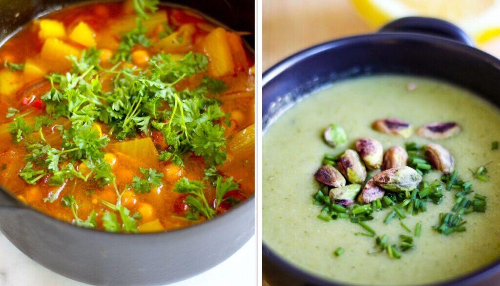 Gå ner i vikt med vegetariskt (1)