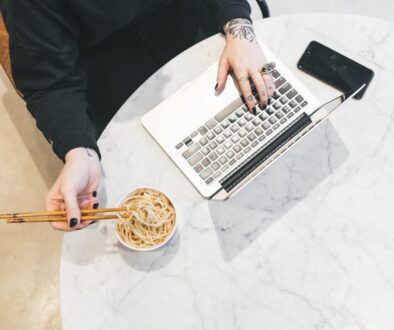 Inflr bra matvanor på arbetsplatsen