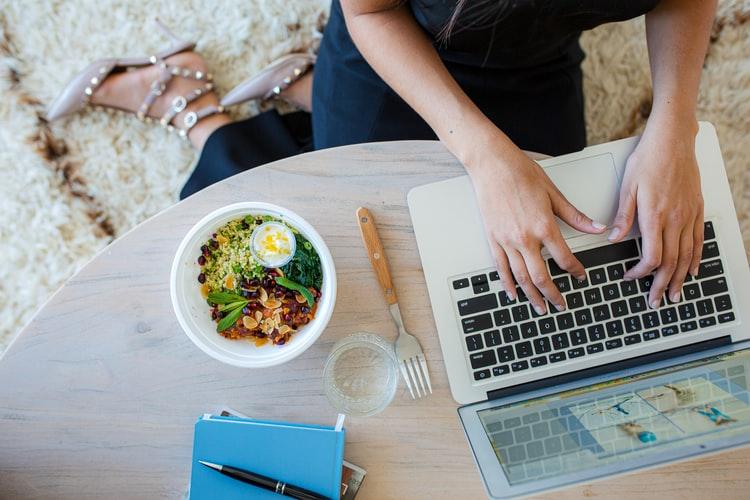 Matvanor på arbetsplatser
